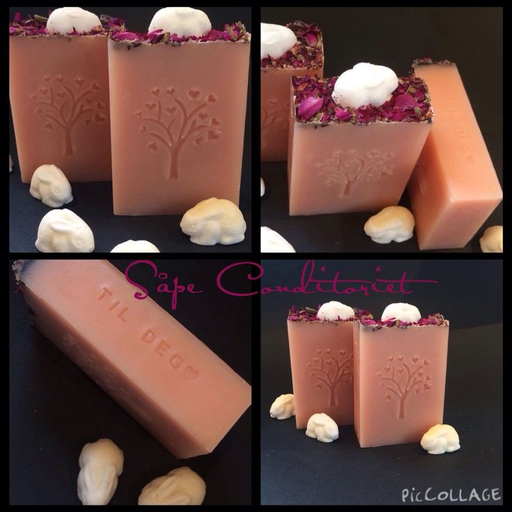 Handcrafted Soap by Såpe Conditoriet, Norway.