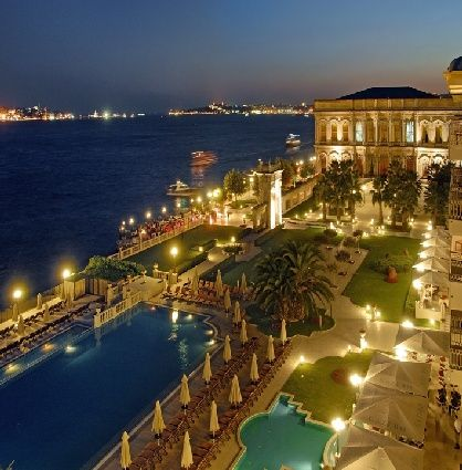 Ciragan Palace, Istanbul