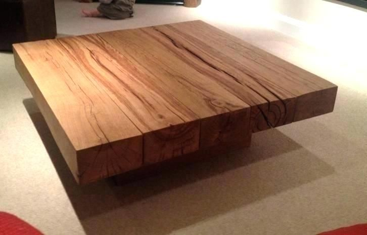square wood coffee table square coffee