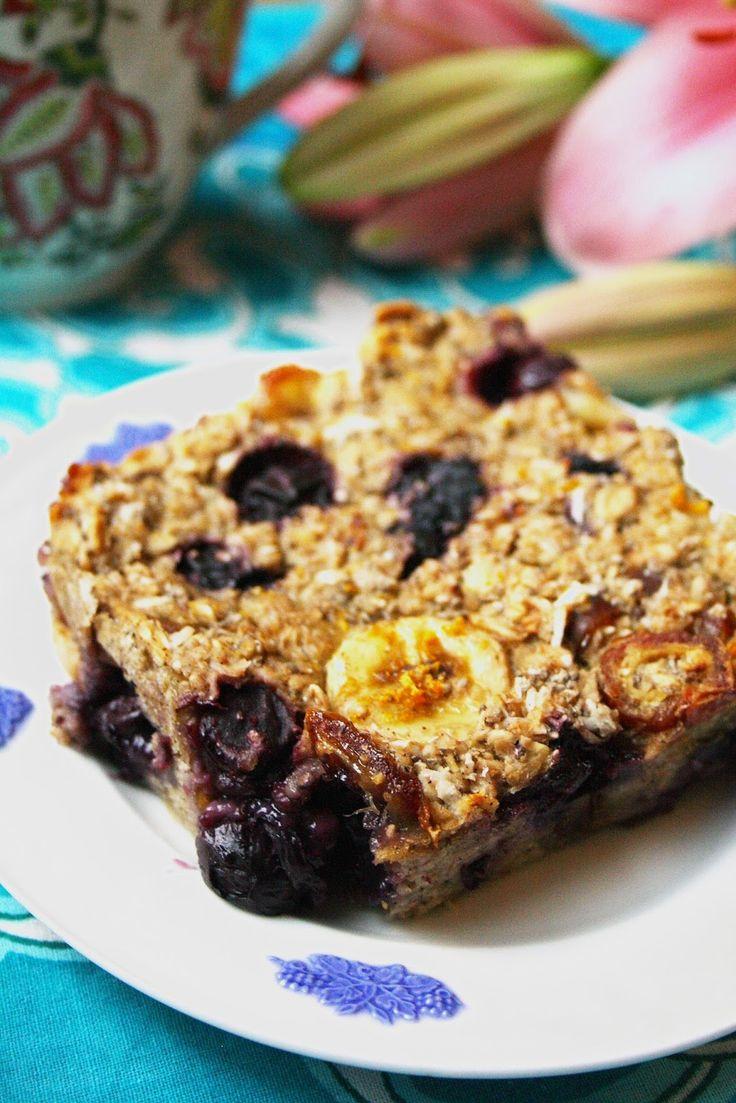 Yogi Dietitian: Baked Oatmeal