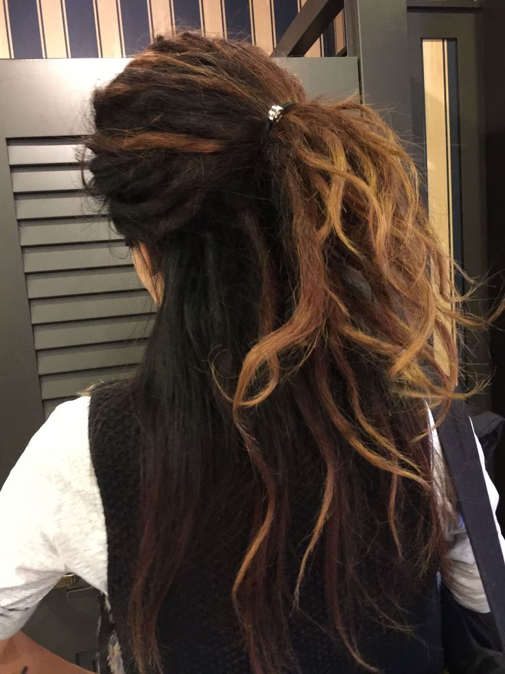 # half rasta Braids in 2020 | Half dreads, Hair inspiration color, Dread hairstyles