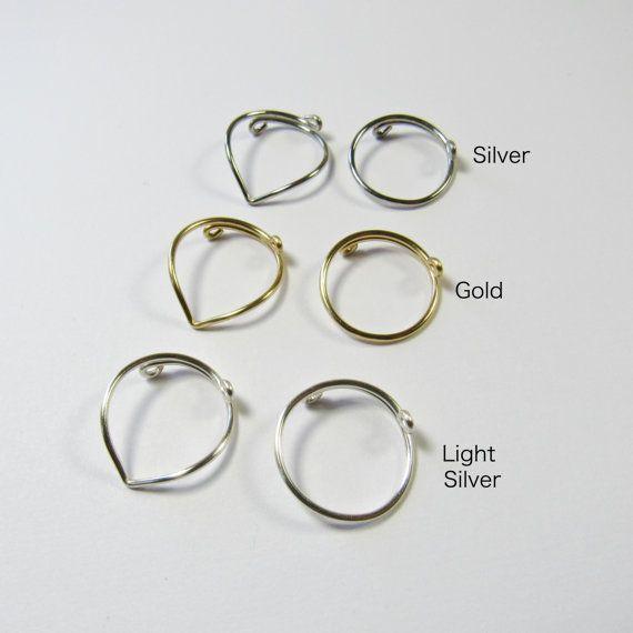 MIDI-ringen Boho Chic sieraden boven knokkel door PricklyHearts