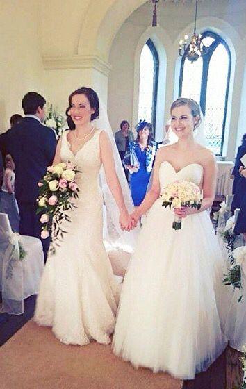 Rose & Rosie's Wedding - March 19th 2015
