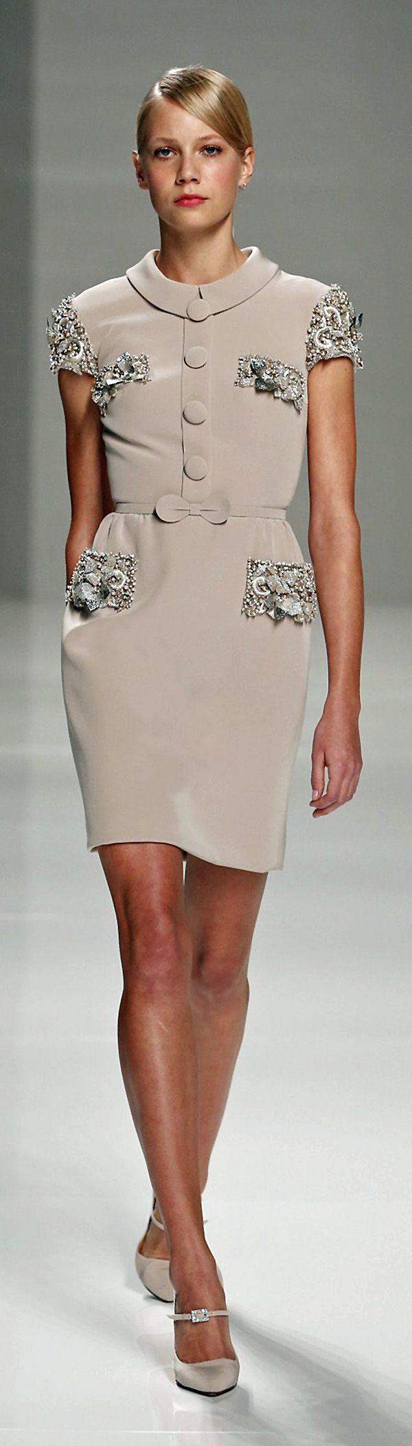 GEORGES-HOBEIKA Couture Spring/Summer 2015/16