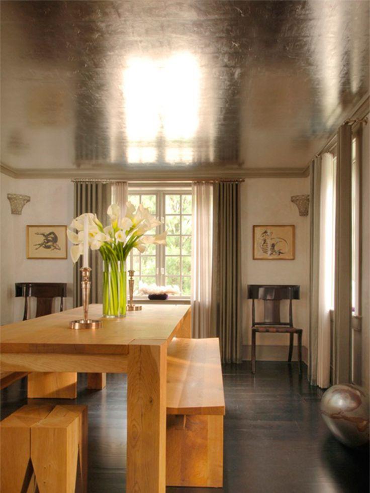 5 ideeën voor kamers met een laag plafond
