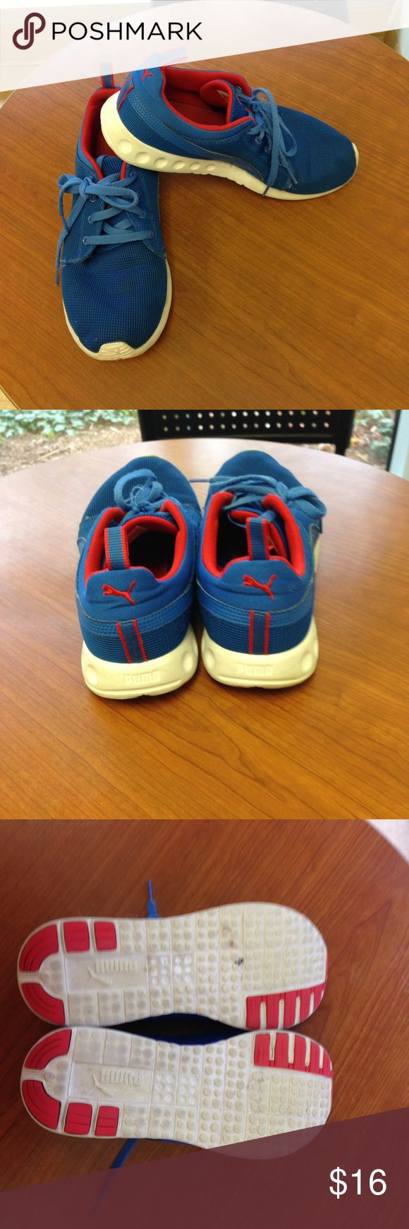 Men's Puma sneakers Gently used Puma. Puma Shoes Sneakers