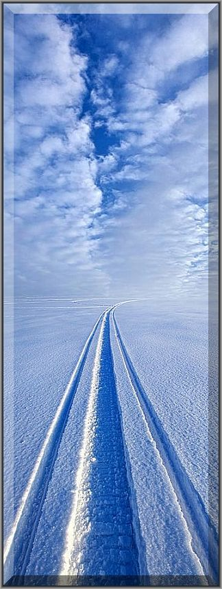 Boundless Infinitude --- Wisconsin Horizons #by Phil Koch