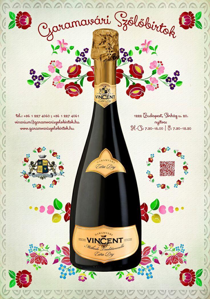 Magyar pezsgő #hungary, #hungarikum, #hungaricum, #hungarian, #magyar, #pezsgő, #champagne