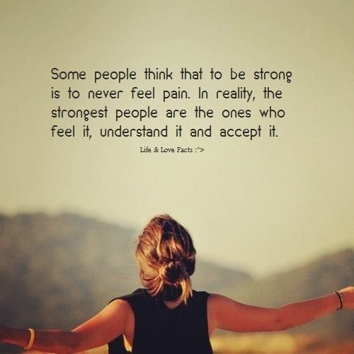 The strongest people.