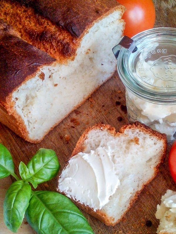 Безглютеновый хлеб. Рецепт без глютена