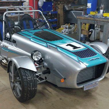 Millennium 7 Rotary 13B Turbo