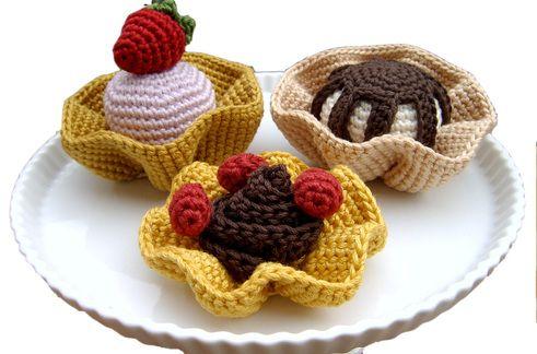 Tuto Amigurumi Fruit : Les 94 meilleures images ? propos de Dinette sur Pinterest ...