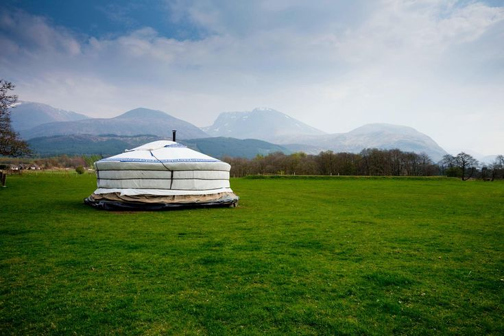 Find yurts & glamping sites in Scotland for the ultimate luxury camping holiday. Experience the Scottish outdoors in style!