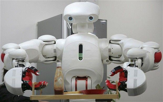 Robot (telegraph, 2013)