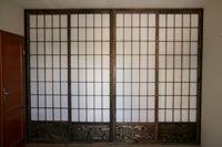 Scianki Shoji - japońskie przesuwne drzwi z papieru - Duch Japonii - Ścianki SHOJI - Japonia, japonistyka