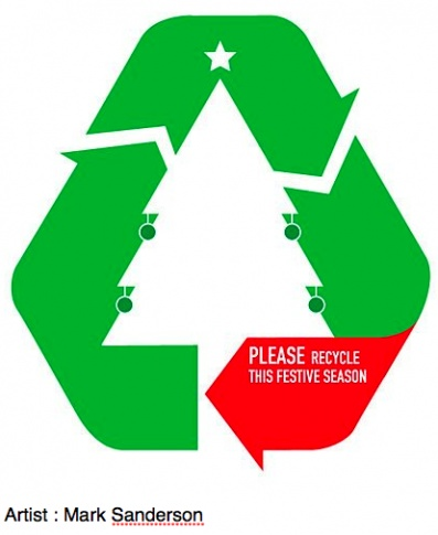 Merry and Happy to all our Planetpals! Let's recycle the Season's Spirit all year long!