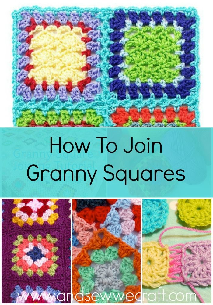 Share Tweet Pin Mail   Last year I shared a how to crochet a granny square tutorial and ever since I've been meaning to ...