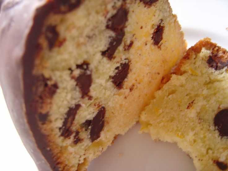Barefoot Contessa Orange Cake