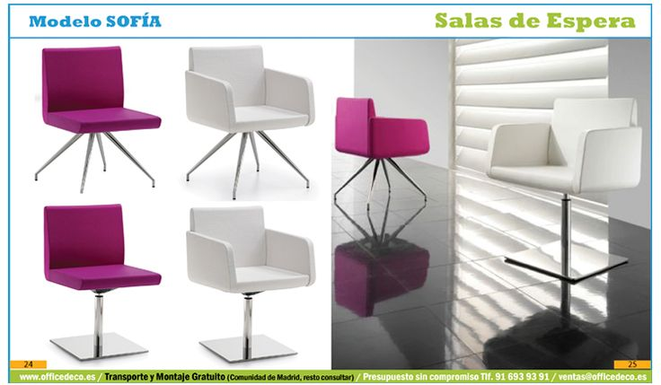 Imágenes sillones salas de espera. | Muebles y sillas de oficina.