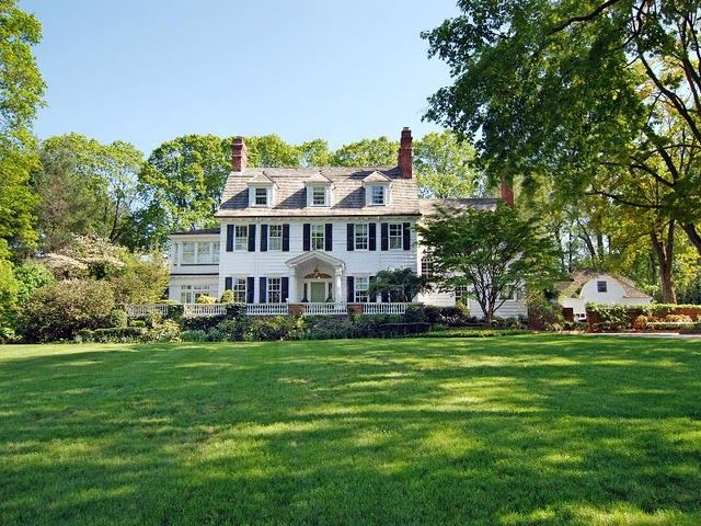 Top 25 best Colonial style homes ideas on Pinterest Colonial