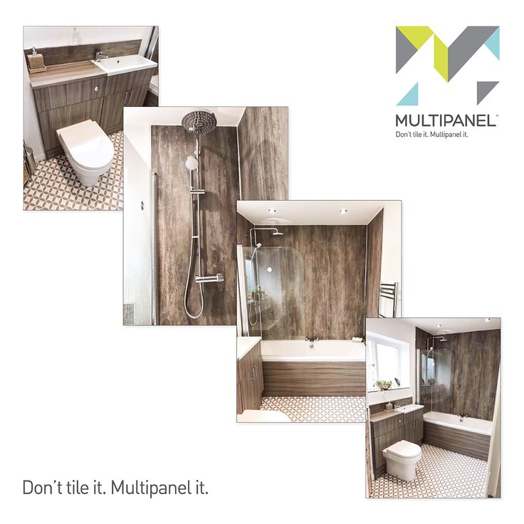 #TransformationTuesday Renovations no longer require endless hours of installation & maintainance. With Multipanel, you can transform your interior with quick & easy installation. Not only do our products reduce stress, they also provide a stunning overall finish.  For more information: www.multipanel.co.uk