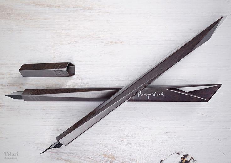 Fountain pen on Behance