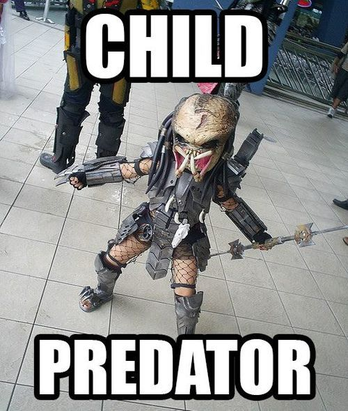 Child Predator - http://www.dravenstales.ch/child-predator/