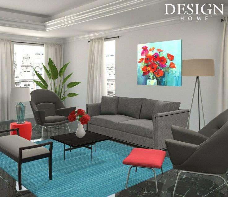 35 best Home Design Game images on Pinterest | Design homes, Game ...