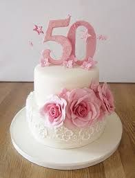 Image result for 50th birthday cakes images