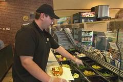 Businesses claim Obamacare has forced them to cut employee hours. Subway franchises.