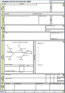 8d form template - 17 best images about calidad on pinterest problem