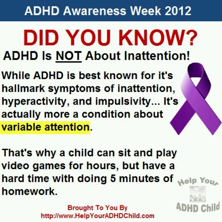 284 best images about About ADHD/ADD on Pinterest | Disorders ...