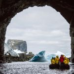 In Pictures: Spert Island, Antarctica – A Dramatic Outdoor Iceberg…