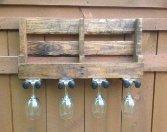 railway spike wine rack - Google Search