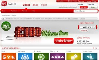 Virgin Casino is the trustworthy entertainment brand of Virgin Conglomerate of companies which was founded in 1970 by the famous entrepreneur Sir Richard Branson. Music, travel including space travel, finance, media and GSM are among the other business ...