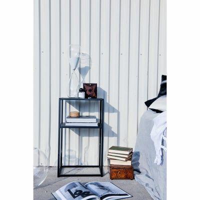 Domo sängbord M, svart – Domo – Köp online på Rum21.se