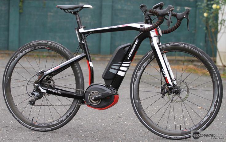 Un autre monde Another world La gamme de VAE (vélos à assistance électrique) chez Haibike est sans doute la plus complète du marché. Avec son moteur Bosch Performance Speed qui développe jusqu'à 350 Watts, le XDuro Race dépasse le cadre du vélo utilitaire. Nous avons pu en définir plus précisément le champ d'action, après quelques […]