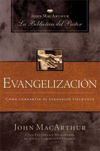 Evangelización. Enseña la perspectiva bíblica de la evangelización, un mandamiento dado a todos los Cristianos. Permite a los lectores explorar las notas importantes y tecnológicamente perspicaces del Dr. MacArthur.