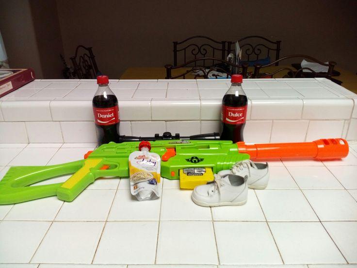 Nerf Sniper/w Scope