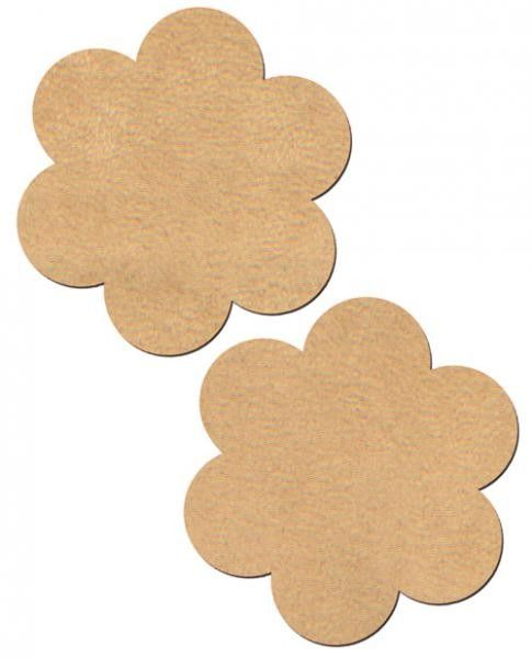 Tease Nude Vegan Suede Flower Pasties O/S Pastease nipple covers use a latex free, medical grade, waterproof adhesive that is safe for skin. Simply peel off the backing, position and stick for instant fun! Nude Vegan Suede Flower.  77,64 kr http://sextoysclub.no/pasties-tattoos-accessories/33021-tease-nude-vegan-suede-flower-pasties-o-s.html