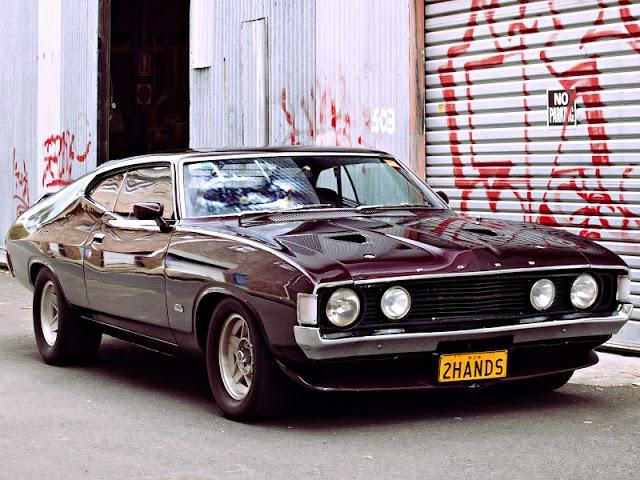 Ford Falcon 351GT (XA) '1972–73