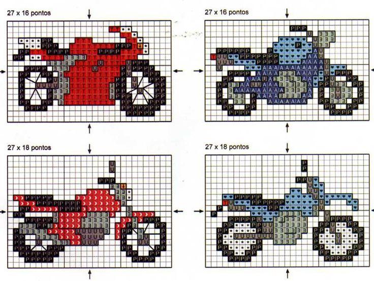 motos | Aprender manualidades es facilisimo.com