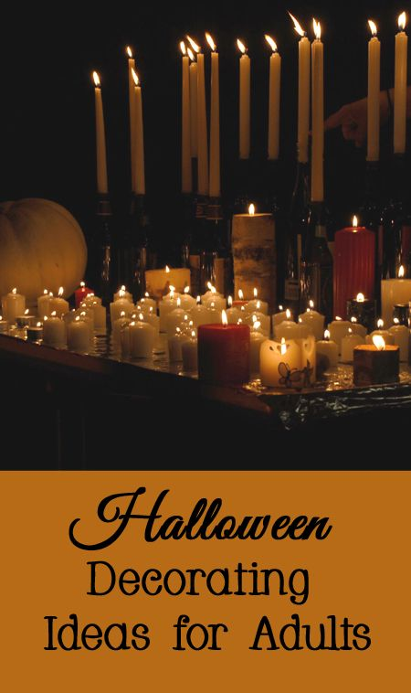 Many people these days wish to skip the childish Halloween decorations and go for more elegant and classy adult style decor. Whether you are just handing out candy or having a Halloween party, here are a few ways to decorate your home in a ...