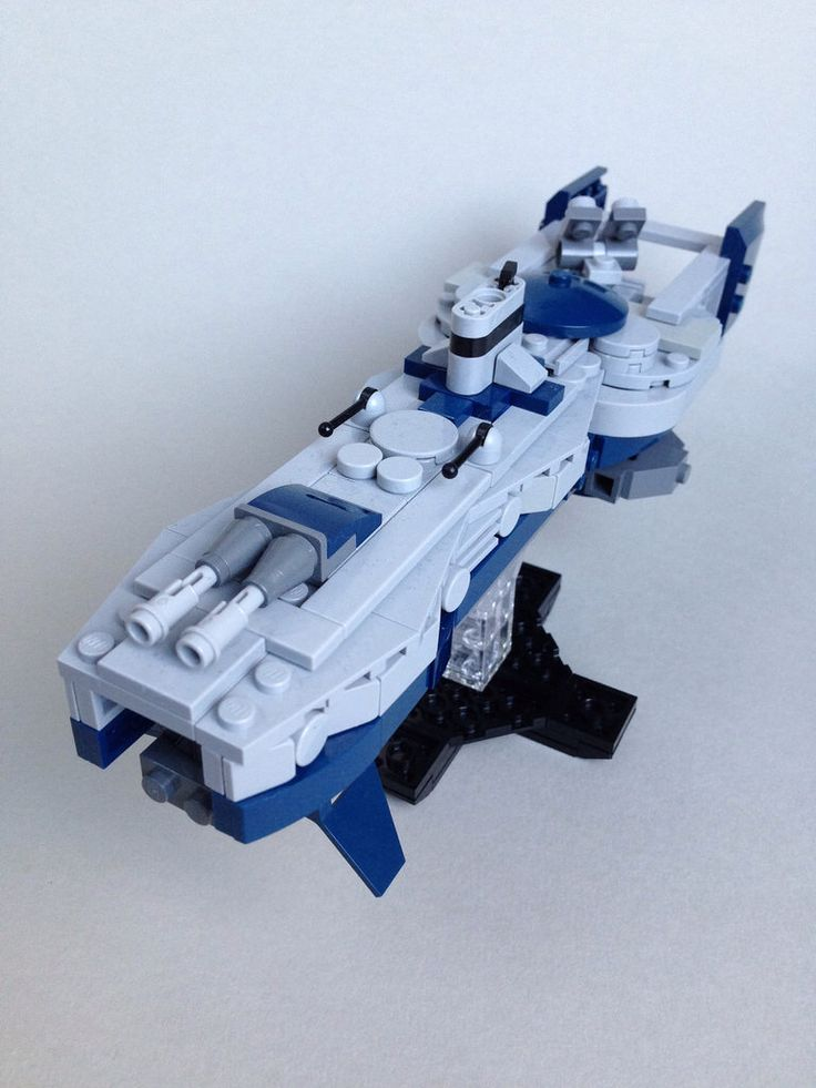 The LCS-08.  LEGO creation
