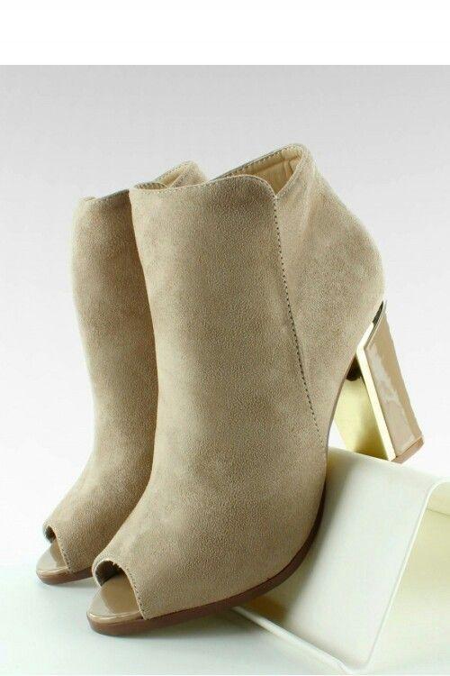 :) #botki #obuwie #mokado #Fashion #trendy #style https://www.mokado.pl/Botki-100-419es-1-Beige-p19225
