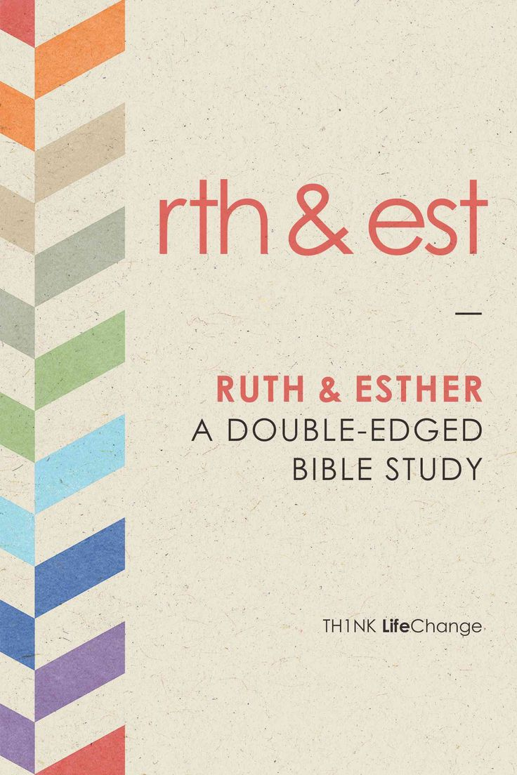 The 10 sessions of this Bible study on the books of Esther and Ruth bring home the truth that God has a plan for everyone. If using in a group, personal study is needed between meetings (30-45 minutes