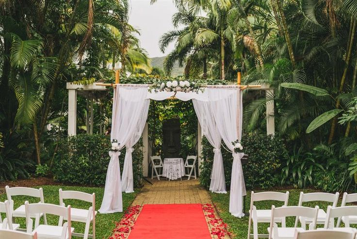 Peppers Beach Club & Spa - outdoor wedding