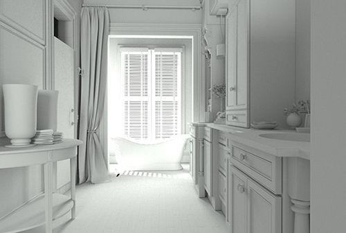 Converting an Interior Scene to MAXtoA - Arnold for 3DS Max User Guide 5 - Solid Angle