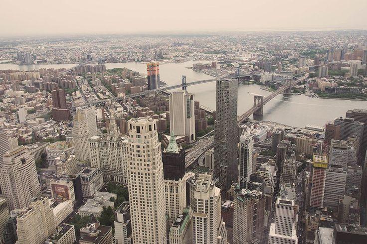 Valokuvia New Yorkista