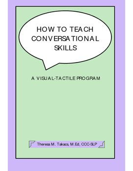 Free! How to Teach Conversational Skills